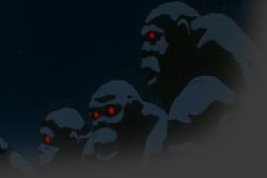 Princess Mononoke :: يستطيع الرأس العض حتى وهو مقطوع Apes.jpg