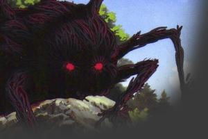 Princess Mononoke :: يستطيع الرأس العض حتى وهو مقطوع DemonBoar.jpg